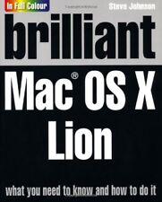 Brilliant Mac OS X Lion-Mr Steve Johnson
