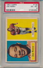 1957 Topps Football Joe Perry (HOF) (#129) PSA6 PSA