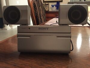 Sony SRS T77  Portable Speakers
