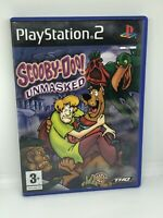 "Scooby Doo Unmasked Playstation 2  Sony PS2  ""FREE UK  P&P"""
