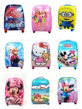 Disney Plastic Luggage