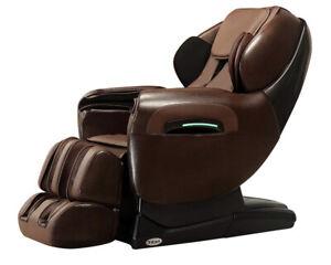 Brown Osaki TP-Pro 8400 Massage Chair Zero Gravity Recliner 1 Year Warranty