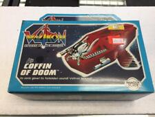 1984 Voltron Defender of the Universe COFFIN of DOOM figure