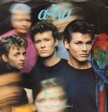"A-Ha(7"" Vinyl P/S)You Are The One-Wea-W7636-UK-1988-VG/VG"
