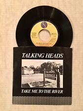 Talking Heads Take Me To The River 7 Inch Vinyl Single 45 Sire Records 1978