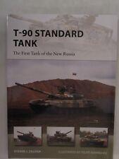 Osprey New Vanguard 255 - T-90 Standard Tank