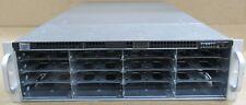 "Supermicro SuperChassis CSE-836 JBOD 16x 3.5"" SAS Bays Storage Server Chassis"