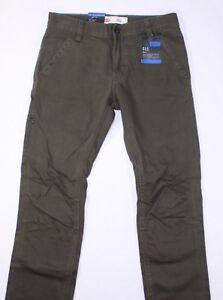 LEVI'S Boy's 511 Slim Stretch Flex Knees Cordura Jeans, Size 16 x 28, NEW!!