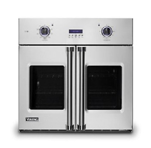 """Viking Professional 30"""" Single French Door Oven - VSOF7301SS"""