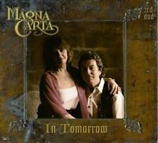 Magna Carta - In Tomorrow (2CD & DVD, 2006) NEW/SEALED