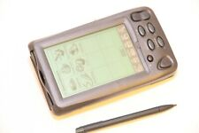 Vintage Texas Instruments Handheld Pocket PDA TI Avigo 10 Deutsch Organizer PC