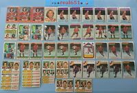 1973+ GUY LAFLEUR Lot x 152 Vintage | O-Pee-Chee Topps | Canadiens HOF Batch