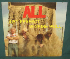 ALL - Just Perfect Wishing Well 12 inch LP SEALED 1988 Cruz Records OOP