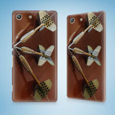Dart Matte Mobile Phone Cases, Covers & Skins for Sony