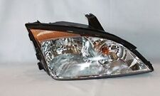 Right Side Replacement Headlight Assembly (w/o HID) 2005-2007 Ford Focus
