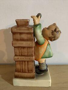"Vintage Goebel Hummel Figurine #118 ""Little Thrifty"" Bank Full Bee"
