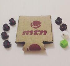 Mtn 94 Spray Paint Can Cozy & 8pc Mix Graffiti Art Caps - Mtn94 Ironlak Montana