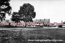 ES 421 - Site For Congregational Church, Upminster, Essex - 6x4 Photo