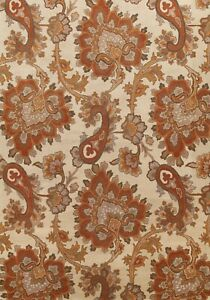 9x12 ft Paisley Oriental Area Rug Hand-Tufted Contemporary Floral Ivory Carpet