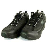 Hi-Tec XT115 EZ Boys Black//Charcoal Trainers with Rip Tape Fastening R29A
