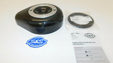 Harley Touring Dyna FXRS&S Cycle Stealth Carbon Fiber Teardrop Air Cleaner Cover