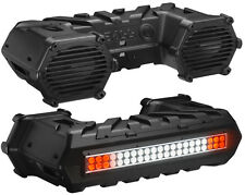 "Boss Audio ATVB69LED 800w Dual 6x9"" Bluetooth Powered ATV/UTV Sound System w/LED"