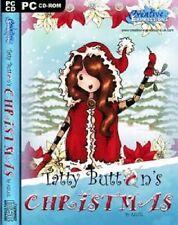 Creative Expressions Of del botón de Navidad papercrafting Cd Rom irlandés Wonder