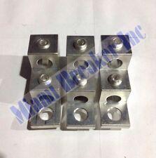 AJ-400 LS Terminal Lug Kit Wire Size: (2)3~4/0 AWG Set Of 3 AJ-300/400(New)
