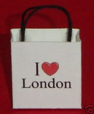 "I ""Heart"" London - Miniature Gift Bag"