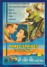 Three Stripes in the Sun (1955) 3 DVD - Aldo Ray, Dick York, Philip Carey