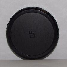 Usato Vivitar Tappo Obiettivo Posteriore per Canon Ef EF-S Lenti Twist On Tipo