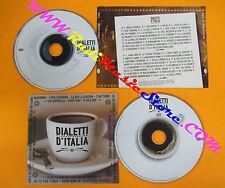 CD Compilation Dialetti D'Italia MADONINA BELLA GIGOGIN no dvd vhs mc lp (C28)