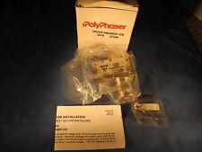 Dgxz+06Dmdf-Cs Gps Lightning Protector, 800 Mhz to 2.5 Ghz Polyphaser (Nib)