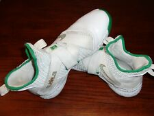 Nike Mens Lebron Soldier XII 12 SVSM Sneaker Size 10.5 White Green