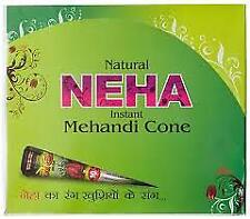 NEHA MEHANDI CONE (PACK OF 12 Pcs. X 2) - Free Shipping by Ravlox