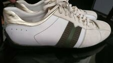 Gucci Leather Sneakers  UK9  US 10