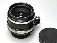 Carl Zeiss Flektogon 35mm F2.8 Black f. Exa Exakta