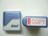 Deskmate Pre-inked stock stamp Red ink (KE-C01 COPY )