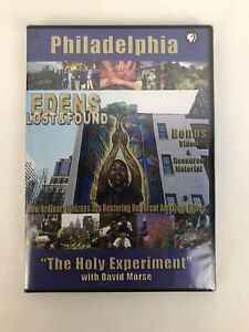 PBS ~ Edens Lost & Found - Philadelphia 'The Holy Experiment' - DVD Video F