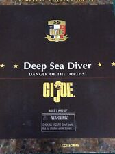 New listing G.I. Joe Deep Sea Diver Danger of the Depths Timeless Collections Ii New