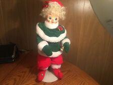 December Calendar Clown Christmas Doll- Brinn's 1986