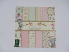 12 x Me To You Premium 6x6 Papers For Cardmaking, Scrapbooking