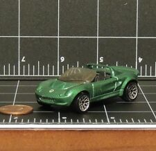 Matchbox Lotus Elise Metallic Green Variation 1999 die-cast rare 1:55 toy car