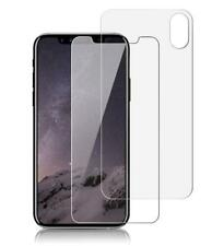 """For Apple iPhone XR 6.1"""" Nuglas Premium Tempered Glass Screen Protector 2 PACK"""