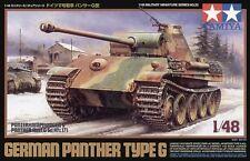Tamiya 32520 1/48 scale  German Panther Type G (Ausf.G) from Japan