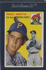 1954 Topps #011 Paul Smith Pirates Fair 54T11-100615-5