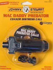 JOHNNY STEWART MAC DADDY PREDATOR PMD-4 COAXER DISTRESS CALL RABBIT BIRD MOUSE