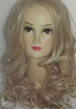 Unbranded Synthetic Curly Wigs & Hairpieces