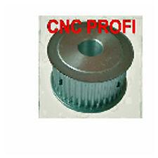 Zahnriemenrad HTD-M5 Zähne 40 Bohrung fi 14 Riemen 25 mm Neu CNC