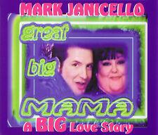 "Elvis-Interpret MARK JANICELLO, mit Autogramm, ""Great Big Mama"",  ROCK"